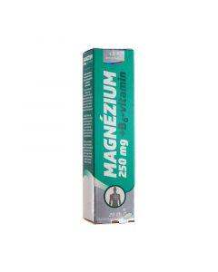 Innopharm Magnézium 250 mg + B6 pezsgőtabletta barack ízben