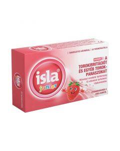 Isla-Junior torokpasztilla
