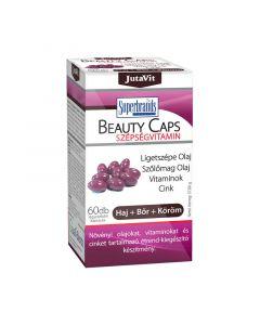 JutaVit Beauty Caps szépségvitamin lágykapszula