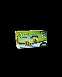Jutavit D3-vitamin 3000NE Olíva lágykapszula