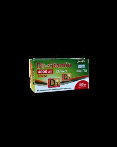Jutavit D3-vitamin 4000NE Olíva Forte lágykapszula