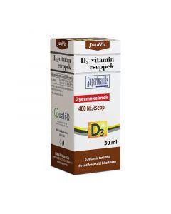 Jutavit D3 vitamin 400NE étrend-kiegészítő csepp