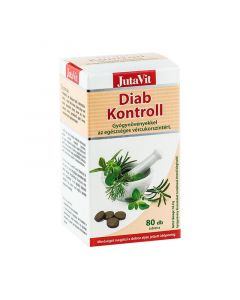 JutaVit Diab Kontroll tabletta