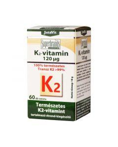 Jutavit K2 vitamin 120 mcg tabletta (Pingvin Product)