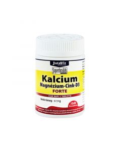 JutaVit Kalcium +Magnézium+Cink+D3 Forte filmtabletta