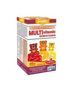 JutaVit Multivitamin gumivitamin (Pingvin Product)
