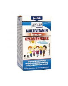 JutaVit Multivitamin Komplex rágótabl. gyermekekn. (Pingvin Product)
