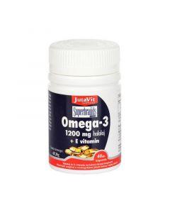 JutaVit Omega-3 halolaj 1200 mg kapszula
