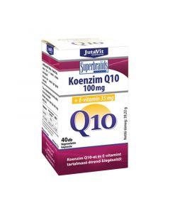 JutaVit Koenzim Q10 100mg tabletta (Pingvin Product)