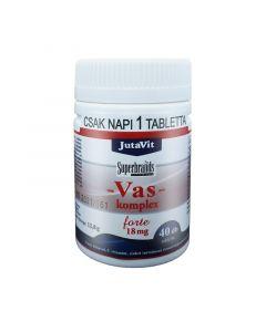 JutaVit Vas komplex 18 mg forte tabletta