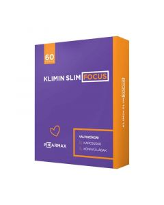 Klimin Slim Focus kapszula