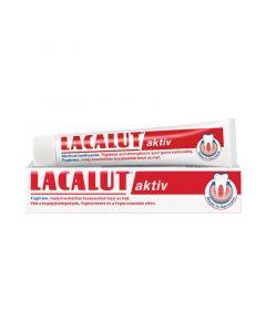 Lacalut Aktív preventiv fogkrém (Pingvin Product)