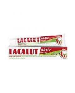 Lacalut Aktív Herbál fogkrém