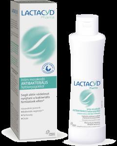 Lactacyd Pharma intim mosakodó ANTIBAKTERIÁLIS hatóanyagokkal