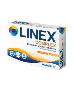 Linex Complex élőflórát tartalmazó étr.kieg.kapsz. (14db)