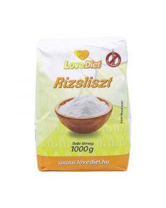 Love Diet gluténmentes rizsliszt (Pingvin Product)