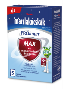 Marslakócskák PROimun Max meleg italpor