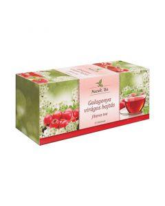 Galagonya virágos hajtásvég filteres tea