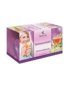 Mecsek Immunerősítő filteres tea
