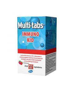 Multi-Tabs multivitamin rágótabl.Immuno KID klsz