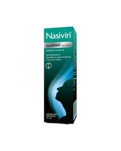 Nasivin Classic 0,5mg/ml oldatos orrspray (Pingvin Product)