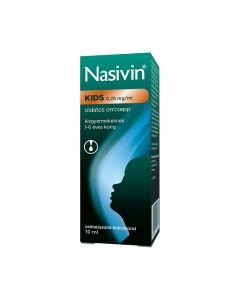 Nasivin Kids 0,25% mg/ml oldatos orrcsepp