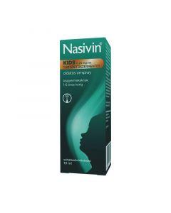 Nasivin Kids 0,25mg/ml Tartósítószerment.orrspray