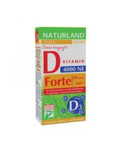 Naturland D vitamin Forte tabletta