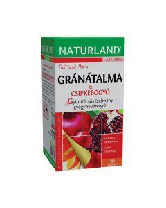 Naturland gyümölcstea Gránátalma és csipkebogyó