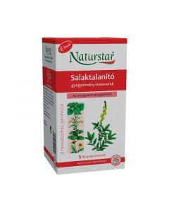 Naturstar Salaktalanító gyógynövény teakeverék
