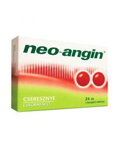 Neo-Angin cseresznye ízű szopogató tabletta