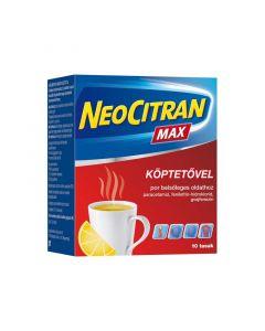 Neo Citran Max köptetővel oldathoz por belsőleges