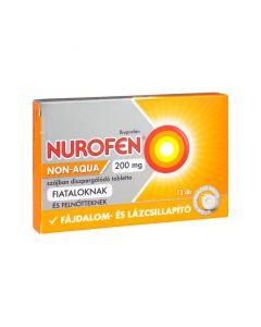 Nurofen Non-Aqua 200mg szájban diszpergálódó tabletta (12db)