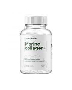 Nutri Nature Marine Collagen+ kapszula