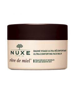 Nuxe Reve de Miel Ultra kényeztető arcápoló balzsam nappali és éjszakai