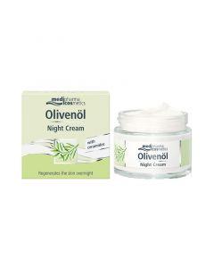 Olivenöl éjszakai regeneráló arckrém