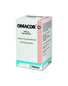 Omacor 1000 mg lágy kapszula