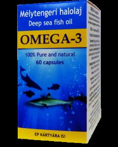 Omega-3 halolaj kapszula DR.CHEN