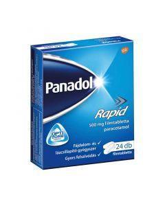 Panadol Rapid 500 mg filmtabletta (Pingvin Product)