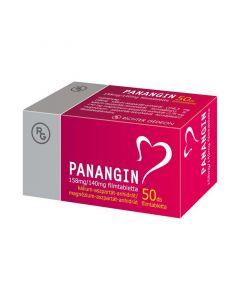 Panangin 158 mg/140 mg filmtabletta