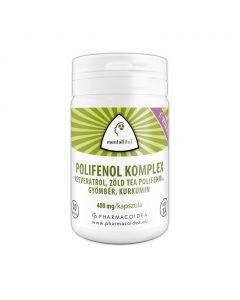 MentalFitol Polifenol Komplex kapszula (Pingvin Product)