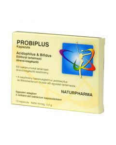 Probiplus kapszula