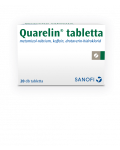 Quarelin tabletta