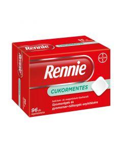 Rennie cukormentes rágótabletta