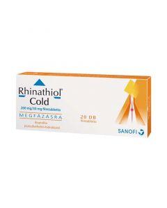 Rhinathiol Cold 200 mg/30 mg filmtabletta