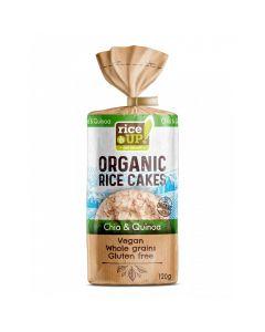 Rice Up rizs tallér chia maggal és quinoával (Pingvin Product)