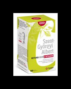 Szent-Györgyi Albert C-vitamin 1000 mg retard tabl
