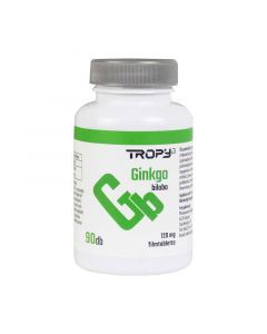 Tropy Ginkgo Biloba 120 mg filmtabletta