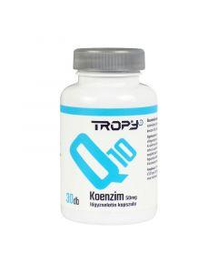 Tropy Koenzim Q10 lágyzselatin kapszula (Pingvin Product)