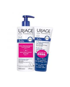 Uriage Baba bőrápoló csomag